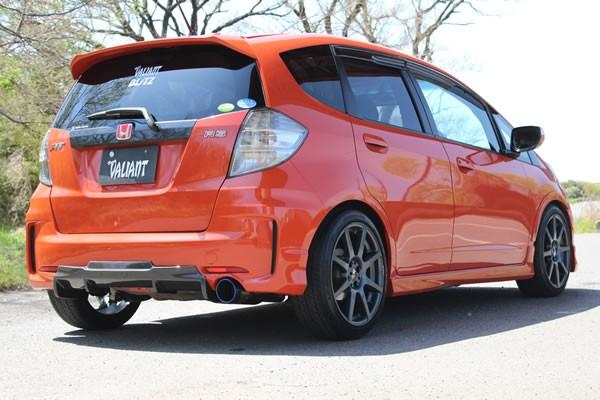 Garage Vary Rear Diffuser Honda Fit RS 20102013  motiveJAPAN