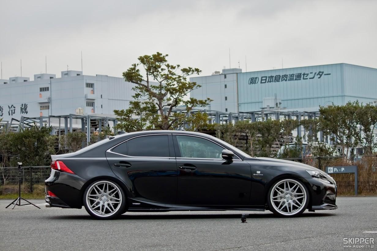 Lexus Is 300 Sport >> Skipper Lexus IS250/IS350 Rear Diffuser | motiveJAPAN