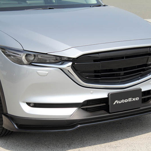 Autoexe CX-5 KF (2017+) Front Lip (Under Spoiler)