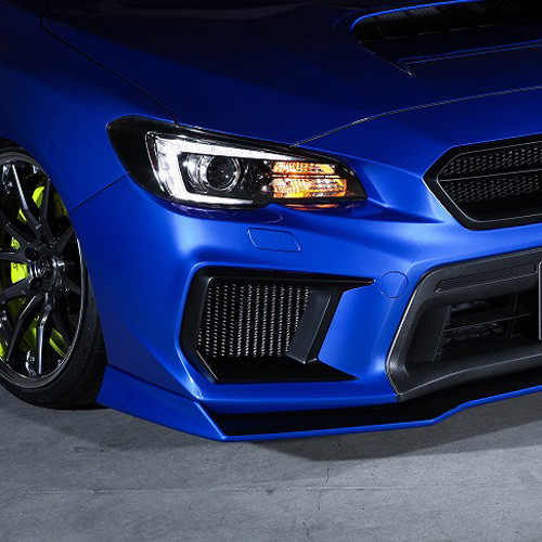KUHL Front Duct Covers for WRX VAG & STi VAB (2014+)