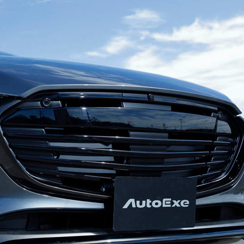 Autoexe Mazda3 BP (2019+) Front Grille