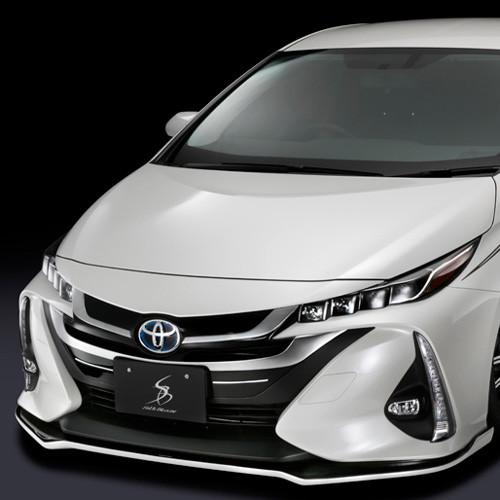 Silk Blaze Front Lip Spoiler for Toyota PRIUS PHV (ZVW52) 2017+