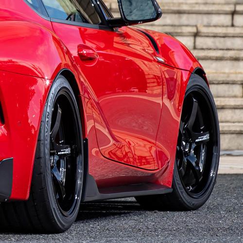 Max Orido AKEa Side Steps for Supra A90 (2020-2021)