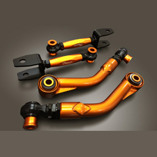 T-Demand Rear Upper Camber/Link Arms Set for 2014+ Lexus RC