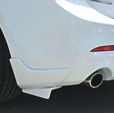 Garage Vary Rear Side Diffusers Mazdaspeed 3/Axela 2010-2013