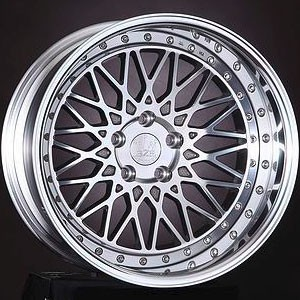 326POWER Yabaking Mesh 18x8 (5x114.3)