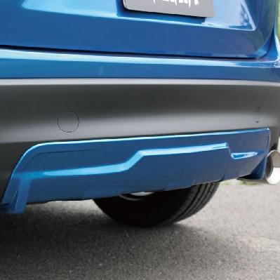 Garage Vary Rear Diffuser Mazda CX-5 2012+