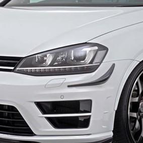 Garage Vary Reife Bumper Canards VW Golf R MK7