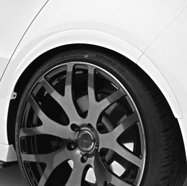 Garage Vary Reife Low-Down Fender Trim VW Golf TSI MK7