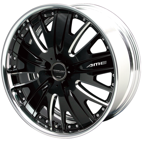 AME Modelart Brazzer Wheel 19x8 (5x114.3)