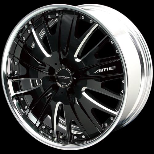 AME Modelart Brazzer Wheel 22x12 (5x114.3 & 5x120)