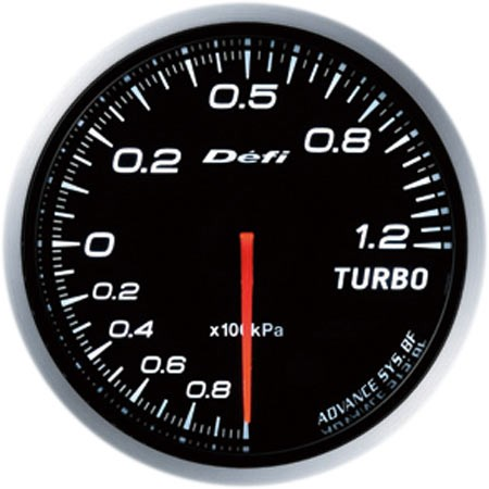 Defi-Link ADVANCE BF Turbo Gauge