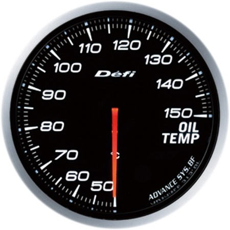 Defi-Link ADVANCE BF Oil Temperature Gauge