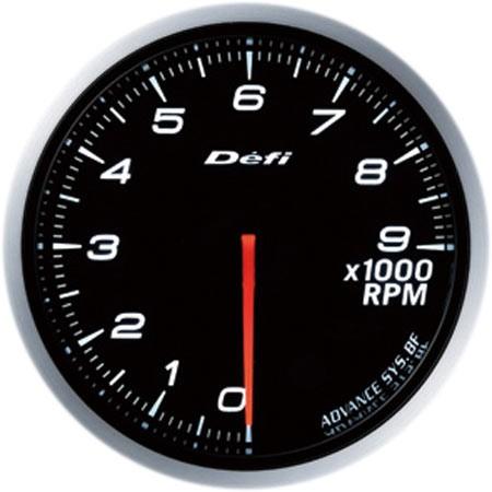Defi-Link ADVANCE BF Tachometer Gauge