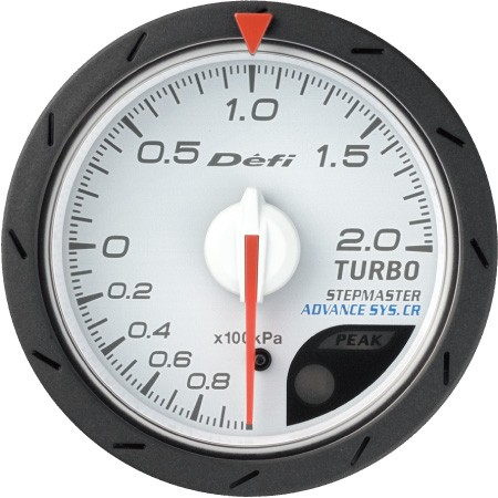 Defi-Link ADVANCE CR Turbo Gauge