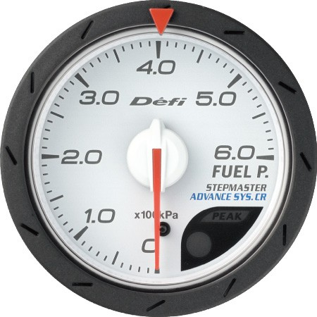 Defi-Link ADVANCE CR Fuel Pressure Gauge