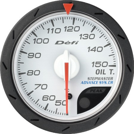 Defi-Link ADVANCE CR Oil Temperature Gauge