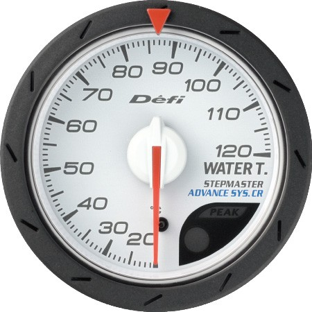 Defi-Link ADVANCE CR Water Temperature Gauge
