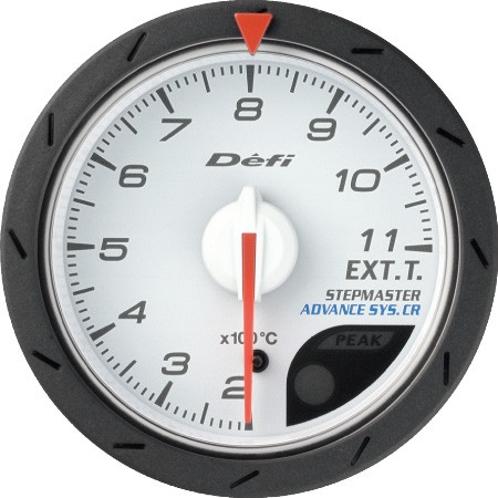 Defi-Link ADVANCE CR Exhaust Temperature Gauge