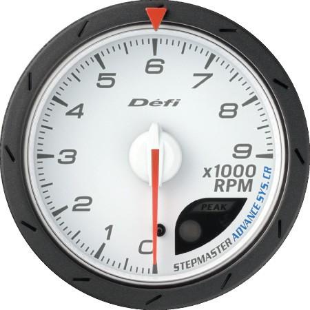 Defi-Link ADVANCE CR Tachometer Gauge
