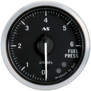 Defi-Link ADVANCE RS Fuel Pressure Gauge