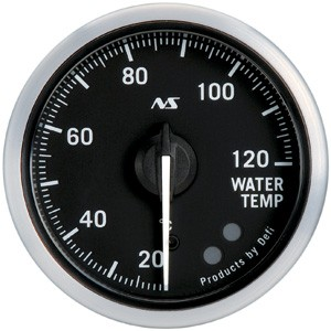 Defi-Link ADVANCE RS Water Temperature Gauge