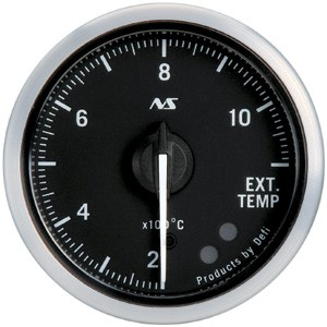 Defi-Link ADVANCE RS Exhaust Temperature Gauge