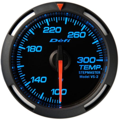 Defi RACER Temperature Gauge