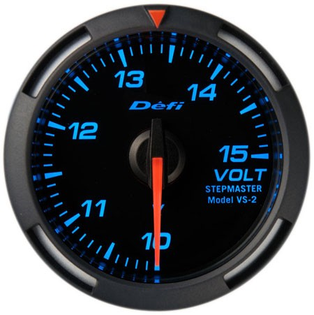 Defi RACER Voltmeter