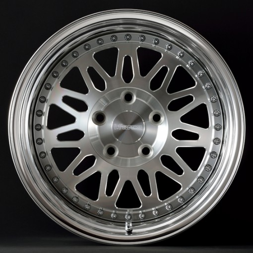 iForce FD-11SM 17x6 Wheel