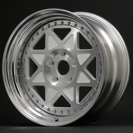 iForce FD-80H 16x6.5 Wheel