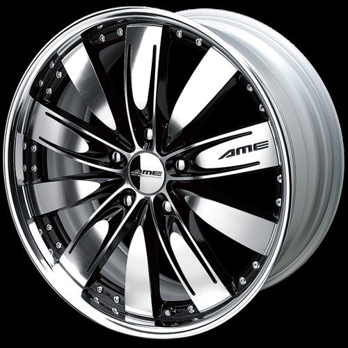 AME Modelart Gracer Wheel 22x8 (5x114.3, 5x120 & 5x130)