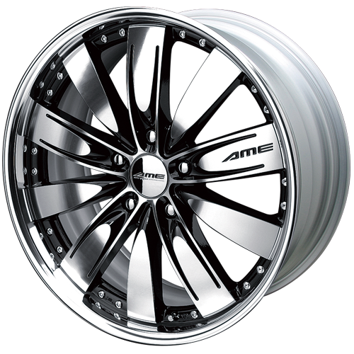 AME Modelart Gracer Wheel 22x9 (5x114.3, 5x120 & 5x130)