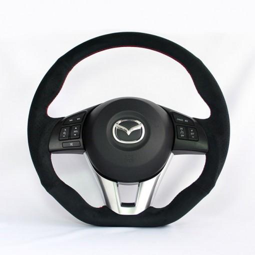 KenStyle (Type-1) Steering Wheel for 2013+ Mazda3 (Axela)