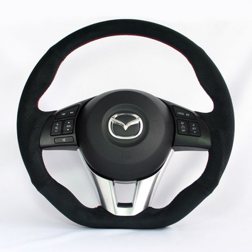 KenStyle (Type1) Steering Wheel for 2013+ Mazda CX5