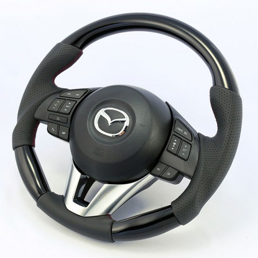 KenStyle (Type2) Replacement Steering Wheel for 2013+ Mazda CX5