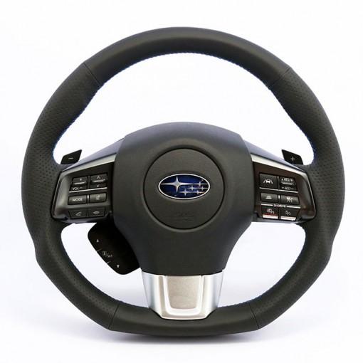 KenStyle B-Type Steering Wheel for 2014+ Subaru WRX STi