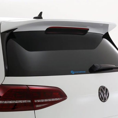 Garage Vary Reife Rear Roof Spoiler VW Golf 7 R & GTI