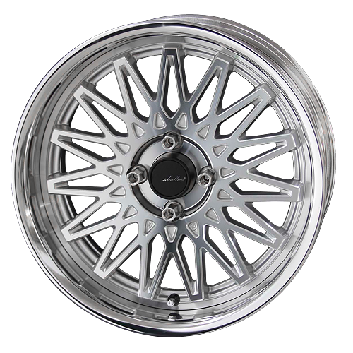 AME Shallen OSS Mesh Wheel 17x6 (4x100)