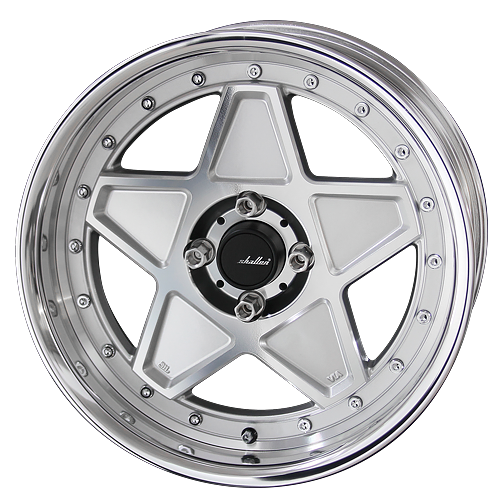 AME Shallen OSS Star Wheel 17x6.5 (4x100)