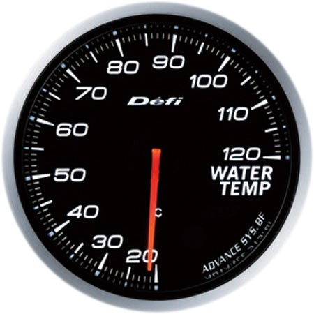 Defi-Link ADVANCE BF Water Temperature Gauge