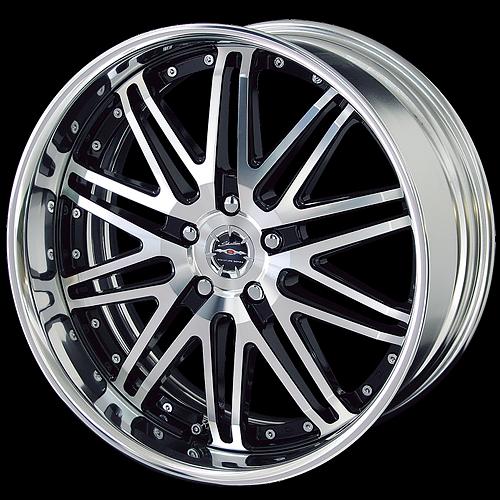 AME Shallen XG-23 Wheel 20x8 (5x100 & 5x114.3)