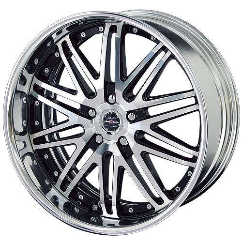AME Shallen XG-23 Wheel 19x7.5 (5x100 & 5x114.3)