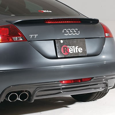 garage vary reife trunk spoiler audi tt 2006 2010. Black Bedroom Furniture Sets. Home Design Ideas