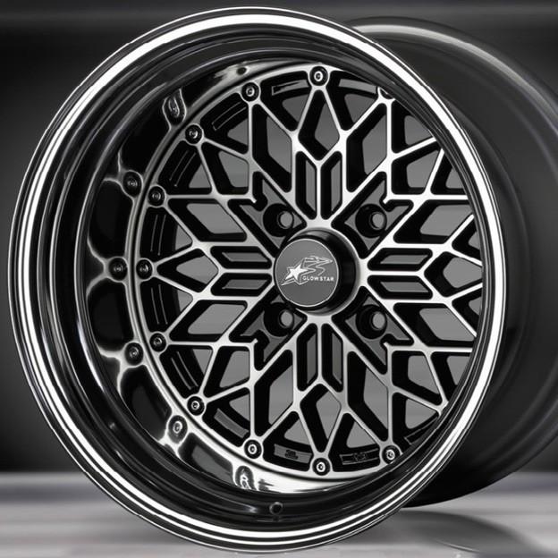 Glow Star Wheels Ms Bc 15x10 4x114 3 Amp 4x100 Motivejapan