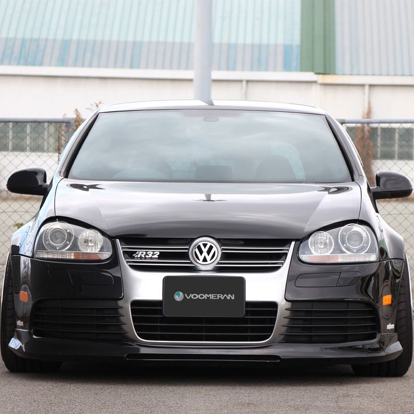 Voomerman Front Lip Spoiler Vw Golf R32 Mk5 Motivejapan