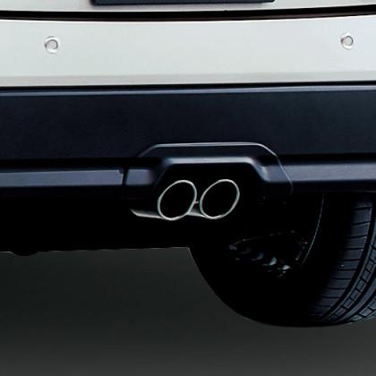 TRD High Response Muffler Ver.S for Toyota PRIUS PHV (5# Serie) 2019+