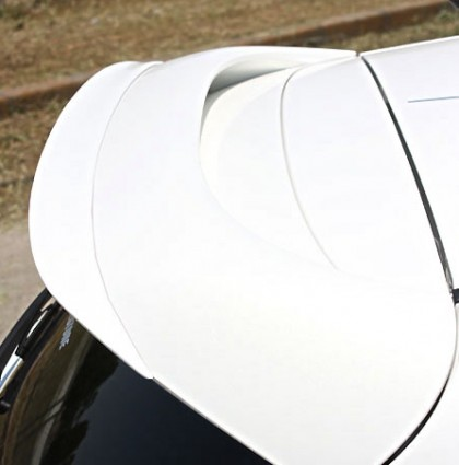 Garage Vary Rear Roof Lip Mazdaspeed 3/Axela 2010-2013