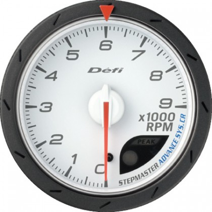 Defi-Link ADVANCE CR Tachometer Gauge