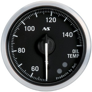 Defi-Link ADVANCE RS Oil Temperature Gauge